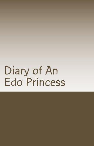 Diary of An Edo Princess: Kingdom of Benin Stories (Volume 1)