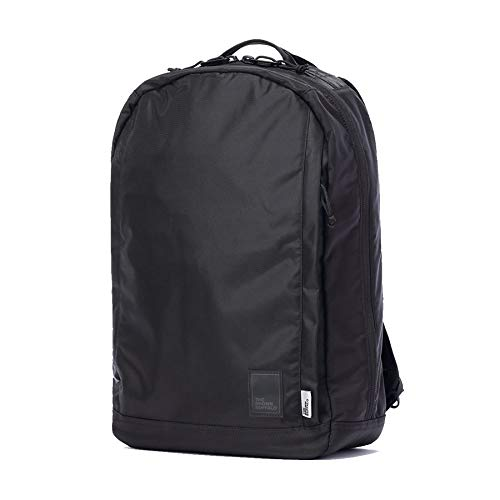 THE BROWN BUFFALO (ザブラウンバッファロー) / バックパック リュックサック 撥水/CORDURA 420D / CONCEAL PACK - BLACK B07Q2C1DC2