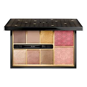 GUERLAIN Gold Palette Multi-Use Palette For Face, Eyes And Lips # GOLD (Holidays 2017 Limited Edition) by GUERLAIN