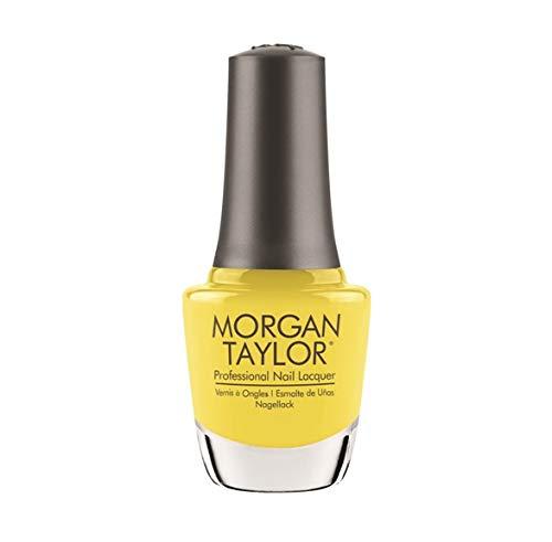 Morgan Taylor Nail Lacquer - Rocketman Collection - Glow Like A Star - 15ml / 0.5oz