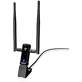 Alfa Long Range Dual Band Wireless External