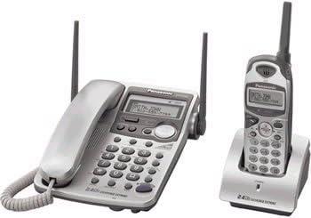 Panasonic KX-TG2564 Gigarange teléfono inalámbrico con micrófono y manos libres Opción: Amazon.es: Electrónica