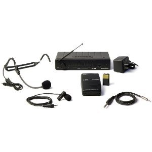 UPC 809164201519, Samson Stage 5T System Professional VHF 3 in 1 Wireless System