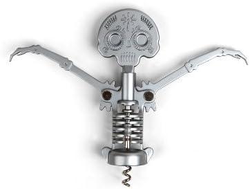 Kikkerland KKCS14 Tire-Bouchon Squelette