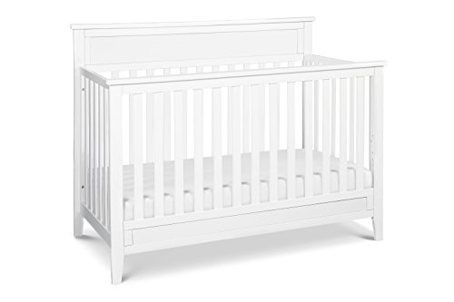 Carter's by Davinci Connor 4-in-1 Convertible Crib, White