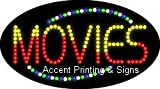 Movies Flashing & Animated LED Sign (High Impact, Energy Efficient)