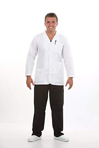 MAZEL UNIFORMS Mens Short 31 INCH LAB Coat (Medium)