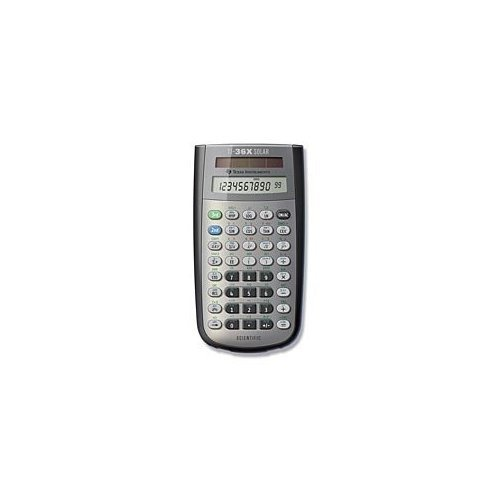 Texas Instruments TI-36X Solar Scientific Calculator