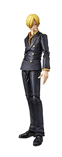 Megahouse One Piece Sanji Variable Action Hero Action Figure (Variable Action Heroes Roronoa Zoro Action Figure)