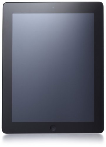 Apple iPad 2 MC770LL/A Tablet (32GB, Wifi, Black) 2nd Generation (Renewed)]()