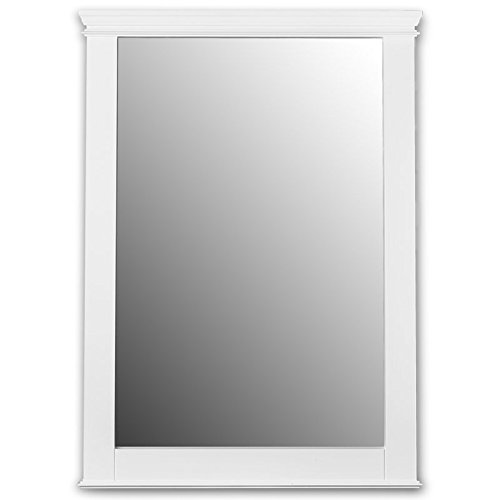 American Standard 9210.101 Portsmouth Collection Mirror with Solid Poplar frame, -