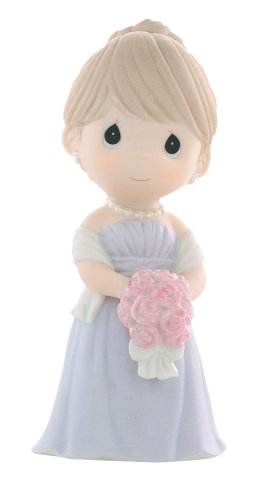 Precious Moments Bridesmaid, A Best Friend at My Side Figurine
