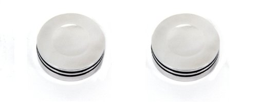 All Sales 9403R Interior Dash Knobs with O-Ring