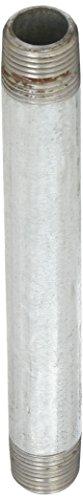 Welded Steel Galvanized Pipe Nipples (ANVIL INTERNATIONAL 8700149605 1/2 x 7 Galvanized Nipple)
