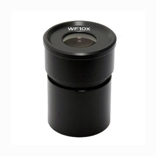 AmScope WF10X Microscope Eyepiece with Reticle (30.5mm)