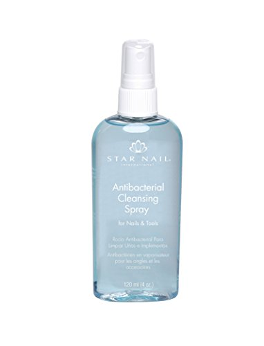 STAR NAIL ANTIBACTERIAL CLEANSING SPRAY 4 oz - Cleansing Antibacterial