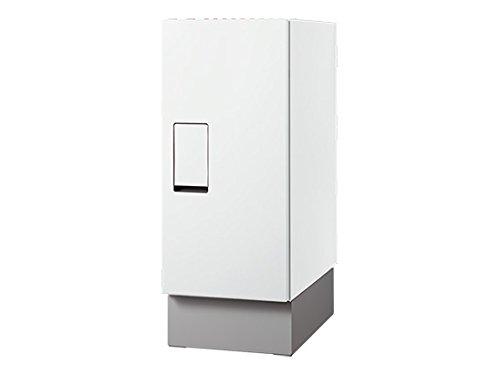 NASTA 宅配ボックス REGULAR (KS-TLT240-S500) ホワイト 単体 高さ500 幅240 奥行400 B079YMN8WW