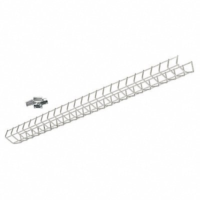 Lithonia Lighting 4 Foot Wire Guard for Z ()