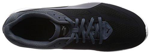 Puma IGNITE SPEED Chaussures de Course Running Homme Blanc Bleu Vert PUMA