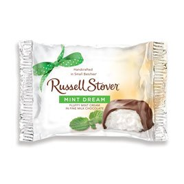 Russell Stover Milk Chocolate Mint Dream, 1.125 oz.