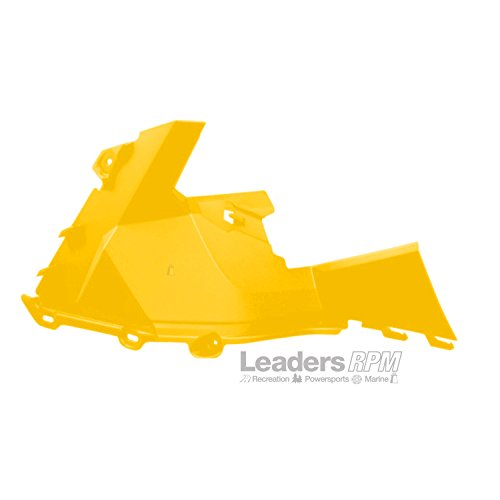 Ski-Doo New OEM Side/Bottom Panel Molding YELLOW LH REV-XP 517304431
