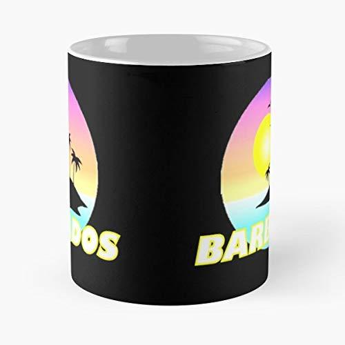 - Barbados Tea,coffee Mugs Funny Girf For Holiday.