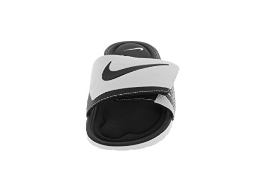 Solarsoft White Black Slide Men's Nike Comfort Sandal wS1q56OB