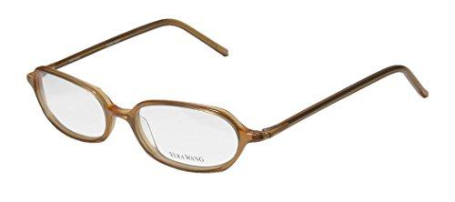 Vera Wang V20 Womens/Ladies Designer Full-rim Eyeglasses/Glasses (49-16-136, - Glasses Nude Nerd