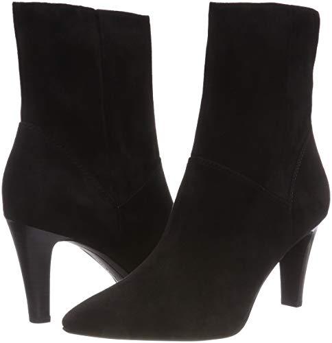 1 Femme black 21 25367 Noir Tamaris Botines xTa4wXY