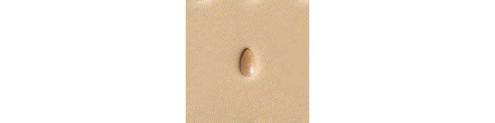 Tandy Leather P703 Craftool Pear Shader Stamp 6703-00