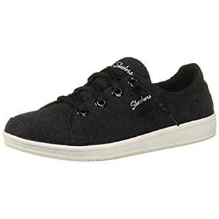 Skechers Madison Ave - Inner City Black/White 6 B (M)