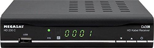 MegaSat HD 230C Kabelreceiver