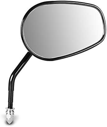 Specchietti retrovisori per Harley Street 750 CS22 nero lucido