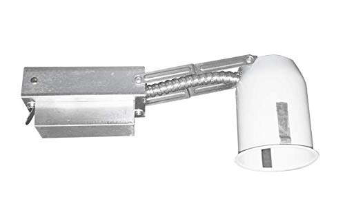 NICOR Lighting 2-Inch Wet Location Rated LED Remodel Housing Retrofit Kit (12202R-LED)