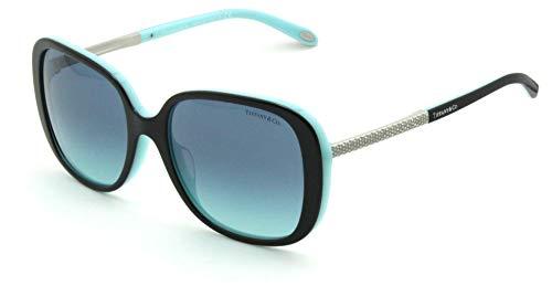 962db866998ad Tiffany   Co. TF 4137-B Women Square Sunglasses Blue Gradient 80559S