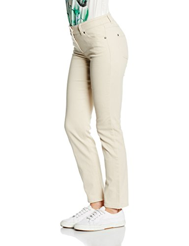 Gerry Weber Edition 760 - Pantalones para mujer Beige