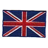 Union Jack Iron On Patch by Body-Design