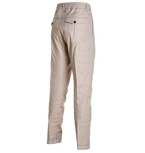 En Beige Lin Eleventy 979pa0099pan2300302 Pantalon Man tFaxXq8