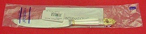 Royal Danish Gold by International Sterling Silver Dinner Knife 9 3/4