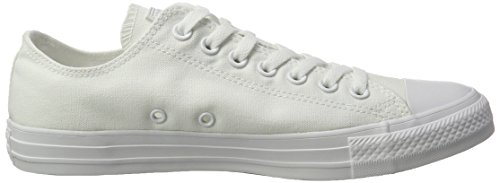 Converse Mens Chuck Taylor All Star Ox Stagionale Tela Bianca