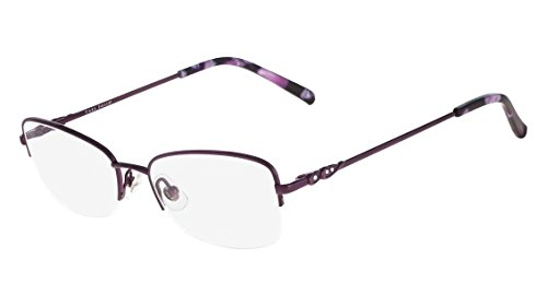 Eyeglasses MARCHON TRES JOLIE 162 513 EGGPLANT from MarchoNYC