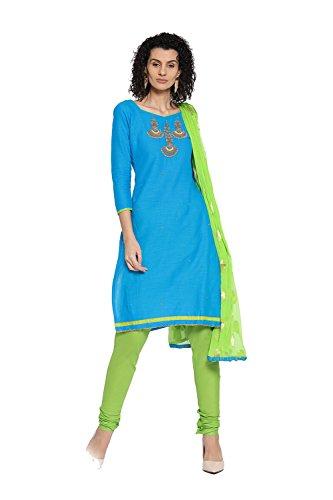 Da Blu Facioun Da Donne Ethnic Indian Salwar Indiane Traditonal Sky 7 Yellow Kameez 7 Giallo Blue Salwar Kameez Partywear Facioun Designer Etnica Progettista Partywear Cielo Women Traditonal 4q4vxr7