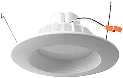 sels led dimmable 75 watt equivalent 6 inch led recessed light