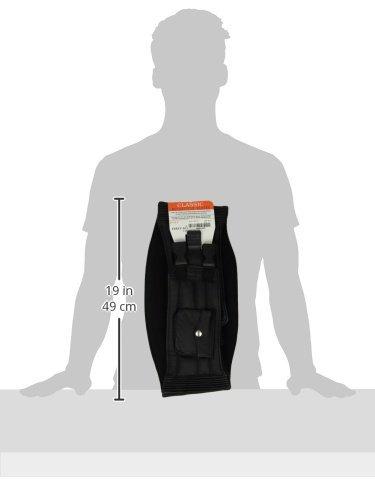 First Manufacturing Back Support Belt (Black, XX-Large)