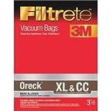 Oreck Xl And Cc Bag 68710-6 2Pk
