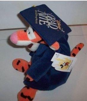 Tigger Grad Nite At Walt Disney World Bean Bag - Disney Walt Tigger