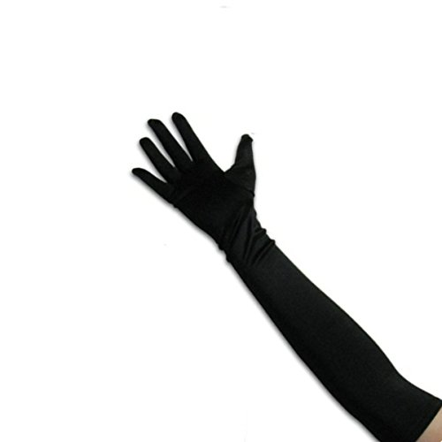 long black gloves fancy dress - 6