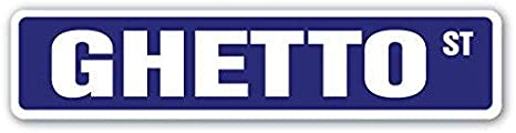 New Plastic Road Sign Great REX Street Sign Childrens Name Room Sign for Outdoor /& Indoor 3x9 Inch