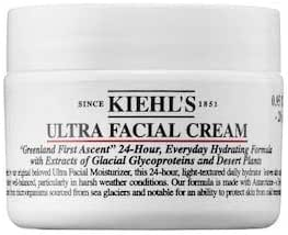 Facial Moisturizer: Kiehl's Ultra Facial Cream