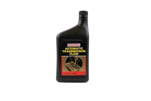 (Toyota Genuine Parts 08886-02305 T-IV Transmission Fluid - 4 liter)